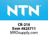 NTN CK-210 Cast Covers