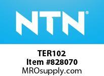 NTN TER102 PLUMMER BLOCKS