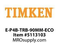 TIMKEN E-P4B-TRB-90MM-ECO TRB Pillow Block Assembly