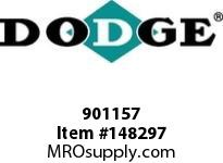DODGE 901157 MTA1107H38T 5.0G TORQUEARM MD6