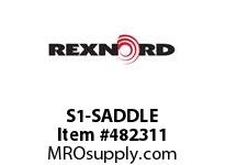 REXNORD 6103582 S1-SADDLE SADDLE FOR DRIVEMASTER