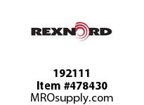 REXNORD 192111 3700110 WRAP 40R31 1060T BE=7.25