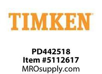 TIMKEN PD442518 Power Lubricator or Accessory