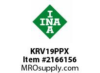 INA KRV19PPX Stud type track roller