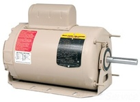Baldor CHC3414A .25HP 1100RPM 1PH 60HZ 48Z 3418C TEAO F1
