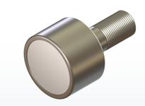 PCI PTR-4.50 PLAIN TRACK ROLLER STUD STYLE BEARING PLAIN 4.50 DIAMETER