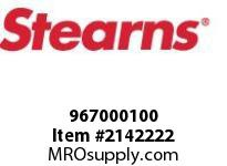 STEARNS 967000100 CORR INHIBITOR 2.5 D X 2^ 151864