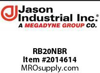 Jason RB20NBR RUBBER BAND FOR CAM & GROOVE