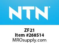 NTN ZF21 BRG PARTS(PLUMMER BLOCKS)