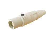 HBL_WDK HBLRF300MW SINGLEPOLE 300A MALE PLUG WHITE RFID