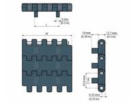 System Plast AA2501762 NGE2252FT-PT-K325 MPB-INCH