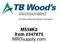 TBWOODS MS58K2 MS-58 KIT #2 PAD KIT