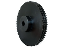 E40B35 Triple Roller Chain Sprocket