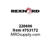 REXNORD 220606 603684 500.S72-8.CPLG ES