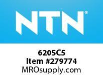 NTN 6205C5 SMALL SIZE BALL BRG(STANDARD)