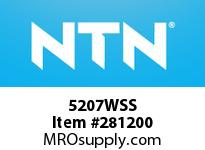 NTN 5207WSS DOUBLE ROW