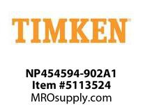 TIMKEN NP454594-902A1 TRB Single Assembly 4-8 OD