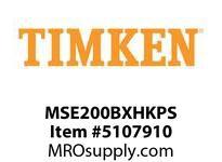 TIMKEN MSE200BXHKPS Split CRB Housed Unit Assembly