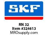 SKF-Bearing RN 32