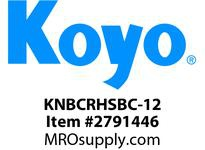 Koyo Bearing CRHSBC-12 NRB CAM FOLLOWER
