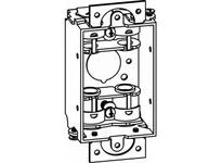 Orbit GESB-1-MC 1-G GANGABLE MC SWITCH BOX 1-1/2^ DEEP