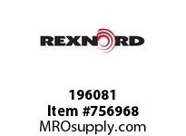 REXNORD 196081 988K1*332 CST 988/488 K1 EV9 P/SSC