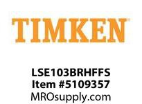TIMKEN LSE103BRHFFS Split CRB Housed Unit Assembly