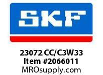 SKF-Bearing 23072 CC/C3W33