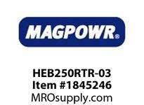 MagPowr HEB250RTR-03 HEB250 REPLACEMNT RTR KIT21MM