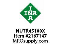 INA NUTR45100X Yoke type track roller