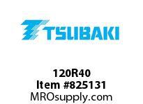 US Tsubaki 120R40 120R40 SPLIT TAPER HT