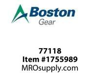 Boston Gear 77118 712321-001-00000 SPROCKET KIT H5 P56-8M-30