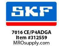 SKF-Bearing 7016 CE/P4ADGA