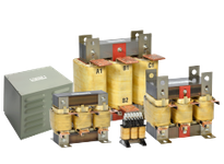 HPS CRX0343CC REAC 343A 0.046mH 60Hz Cu C&C Reactors