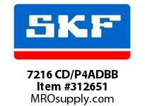 SKF-Bearing 7216 CD/P4ADBB