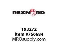 REXNORD 193272 593656 350.S71-8.CPLG STR SD
