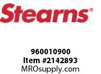 STEARNS 960010900 WSRHPHEN-1.5 OD X 3/16 8059858