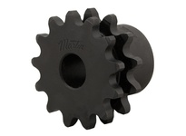 D40B12H Double Roller Chain Sprocket