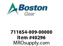 BOSTON 17565 711654-009-00000 SEAL KIT 2009