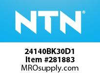 NTN 24140BK30D1 LARGE SIZE SPHERICAL BRG