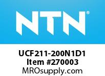 NTN UCF211-200N1D1 MOUNTED UNIT(DUCTILE)