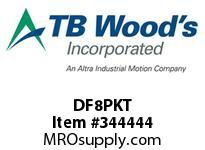TBWOODS DF8PKT PACKET WES3 WES4 WES5