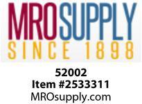 MRO 52002 1/8 X 1-1/2 SC80 316SS SEAMLESS