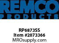 REMCO RP6873SS Remco 2pc Shovel Large Blade- Green
