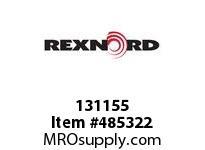REXNORD 131155 72-GD5020-02 IDL*FLAT D STL4.25RIS F/S