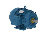 WEG 00109ST3QIE182T-W22 1HP 900 3 60 460V IEEE-841