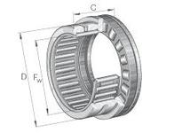 INA NKXR50 Combination bearing