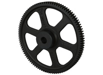 C12144 Spur Gear 14 1/2 Degree Cast Iron