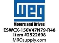 WEG ESWCX-150V47N79-R48 XP FVNR 100HP/460 N79 460V Panels