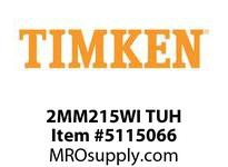 TIMKEN 2MM215WI TUH Ball P4S Super Precision